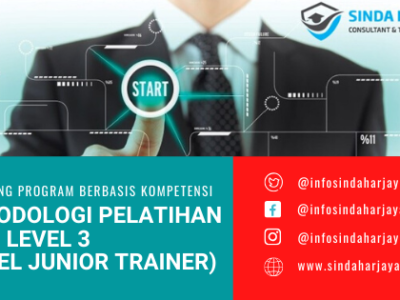 E-Learning Program Sertifikasi Junior Trainer