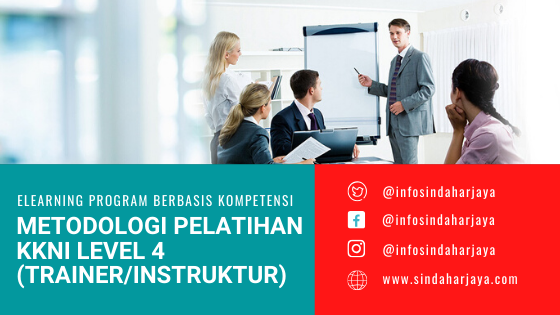 E-Learning Program Sertifikasi Trainer