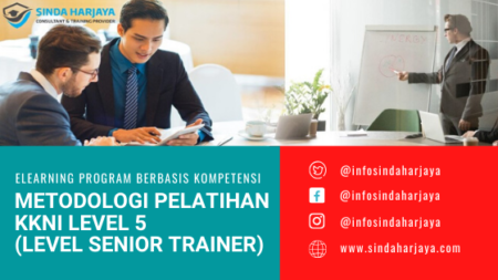Training Online For Trainer Level 5 (Senior)