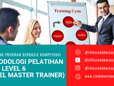 E-Learning Program Sertifikasi Master Trainer
