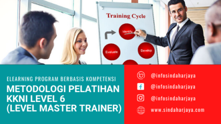 Training Online For Trainer Level 6 (Master)
