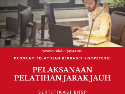 E-Learning Program Instruktur Jarak Jauh